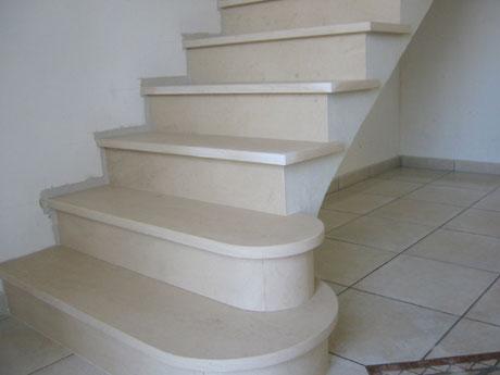 esprit pierre romain vimes escalier sur voute sarrasine plinthe en pl tre tour de chaise. Black Bedroom Furniture Sets. Home Design Ideas